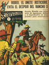 Cover for Superhombre (Editorial Muchnik, 1949 ? series) #30