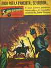Cover for Superhombre (Editorial Muchnik, 1949 ? series) #24