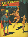 Cover for Superhombre (Editorial Muchnik, 1949 ? series) #8