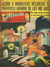 Cover for Superhombre (Editorial Muchnik, 1949 ? series) #17