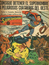 Cover for Superhombre (Editorial Muchnik, 1949 ? series) #12