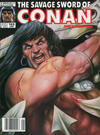 Cover Thumbnail for The Savage Sword of Conan (1974 series) #169 [Newsstand Edition]