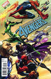 Cover Thumbnail for Uncanny Avengers (2015 series) #1 [Incentive J. Scott Campbell Variant]