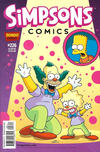 Cover for Simpsons Comics (Bongo, 1993 series) #226
