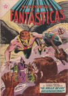 Cover for Historias Fantásticas (Editorial Novaro, 1958 series) #56