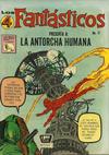 Cover for Los 4 Fantásticos (Editora de Periódicos La Prensa S.C.L., 1962 series) #17