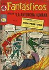 Cover for Los 4 Fantásticos (Editora de Periódicos La Prensa S.C.L., 1962 series) #23