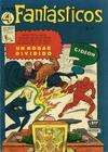 Cover for Los 4 Fantásticos (Editora de Periódicos La Prensa S.C.L., 1962 series) #54