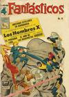 Cover for Los 4 Fantásticos (Editora de Periódicos La Prensa S.C.L., 1962 series) #41