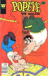 Cover for Popeye the Sailor (Western, 1978 series) #141 [Whitman]