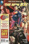 Cover Thumbnail for DC Comics - The New 52 FCBD Special Edition (2012 series) #1 [Big Planet Comics]