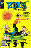 Cover for Popeye the Sailor (Western, 1978 series) #149 [Whitman]