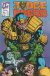 Cover for Judge Dredd (Fleetway/Quality, 1987 series) #13 [Cover Dated]