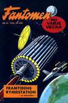 Cover for Fantomen (Semic, 1963 series) #32/1958
