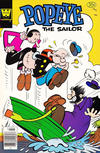 Cover for Popeye the Sailor (Western, 1978 series) #140 [Whitman]