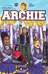 Cover for Archie (Archie, 2015 series) #6 [Cover A Veronica Fish]