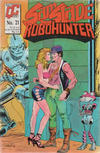 Cover for Sam Slade, RoboHunter (Fleetway/Quality, 1987 series) #21 [UK]