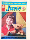 Cover for June (IPC, 1961 series) #17 June 1961