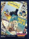 Cover for Tegneseriebokklubben (Hjemmet / Egmont, 1985 series) #[5] - Lovinda: Skatten i Mørketårn; Moby Dick