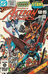 Cover for Action Comics (DC, 1938 series) #546 [Direct]