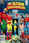 Cover for All-Star Squadron (DC, 1981 series) #45 [Newsstand]