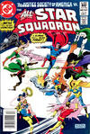 Cover for All-Star Squadron (DC, 1981 series) #4 [Newsstand]