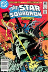 Cover for All-Star Squadron (DC, 1981 series) #5 [Newsstand]