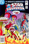 Cover for All-Star Squadron (DC, 1981 series) #16 [Newsstand]