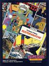 Cover for Tegneseriebokklubben (Hjemmet / Egmont, 1985 series) #[11] - Agent 327: Syvsoveren; Professor Palmer: Rustgranatene