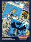 Cover for Tegneseriebokklubben (Hjemmet / Egmont, 1985 series) #[12] - Totto Talong: Veddemålet; Ivan Hoe og kong Filip den smukke