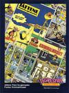 Cover for Tegneseriebokklubben (Hjemmet / Egmont, 1985 series) #[13] - Franka: Kriminalmuseet; Jåttene: Frem fra gjemselen