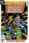 Cover Thumbnail for Justice League of America (1960 series) #250 [Direct Edition]