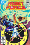 Cover for The Night Force (DC, 1982 series) #2 [Direct Sales]