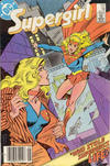 Cover for Supergirl (DC, 1983 series) #19 [newsstand]