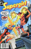 Cover for Supergirl (DC, 1983 series) #23 [newsstand]