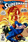 Cover for Superman (DC, 1939 series) #389 [Direct]