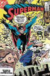 Cover for Superman (DC, 1939 series) #398 [Direct]