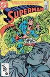 Cover for Superman (DC, 1939 series) #420 [Direct]