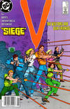 Cover for V (DC, 1985 series) #12 [Newsstand]