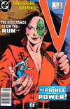 Cover Thumbnail for V (1985 series) #13 [Newsstand]
