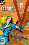 Cover for V (DC, 1985 series) #7 [Newsstand]