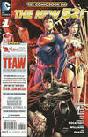 Cover Thumbnail for DC Comics - The New 52 FCBD Special Edition (2012 series) #1 [Things From Another World Variant]