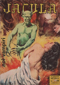 Cover Thumbnail for Jacula (Ediperiodici, 1969 series) #42