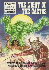Cover Thumbnail for Pocket Chiller Library (Thorpe & Porter, 1971 series) #64