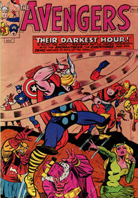 Cover Thumbnail for Avengers (Yaffa / Page, 1978 ? series) #3