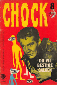 Cover Thumbnail for Chock (Interpresse, 1966 series) #8