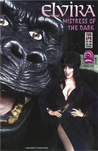 Cover Thumbnail for Elvira, Mistress of the Dark (Claypool Comics, 1993 series) #156