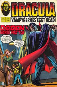 Cover Thumbnail for Dracula (Interpresse, 1972 series) #17