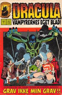 Cover Thumbnail for Dracula (Interpresse, 1972 series) #2