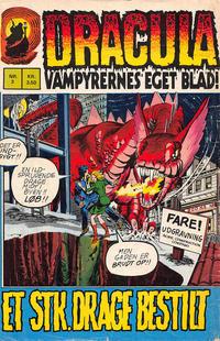 Cover Thumbnail for Dracula (Interpresse, 1972 series) #3